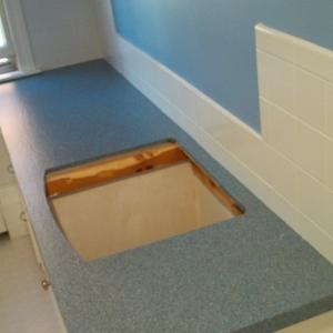 Countertop Replacement Cost : Pro Tub & Countertop Refinishing - Countertop repair & refinishing