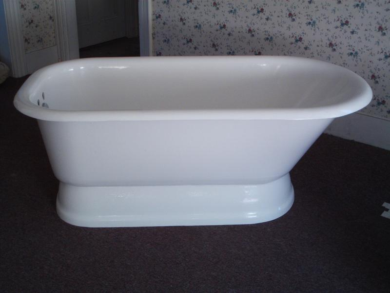 Pro tub countertop refinishing fiberglass porcelain for Porcelain bathtubs for sale